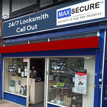 Locksmith store in Leyton